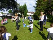Messy Church Outdoors
