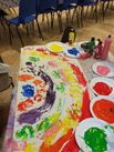 Messy Church Painting