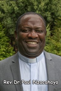 Paul Nzacahayo