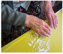Breadmaking for harvest