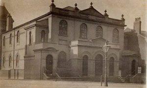 Darlington Street Chapel 1825